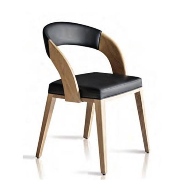 Voglauer Stuhl 36 V-Alpin mit Wipplehne