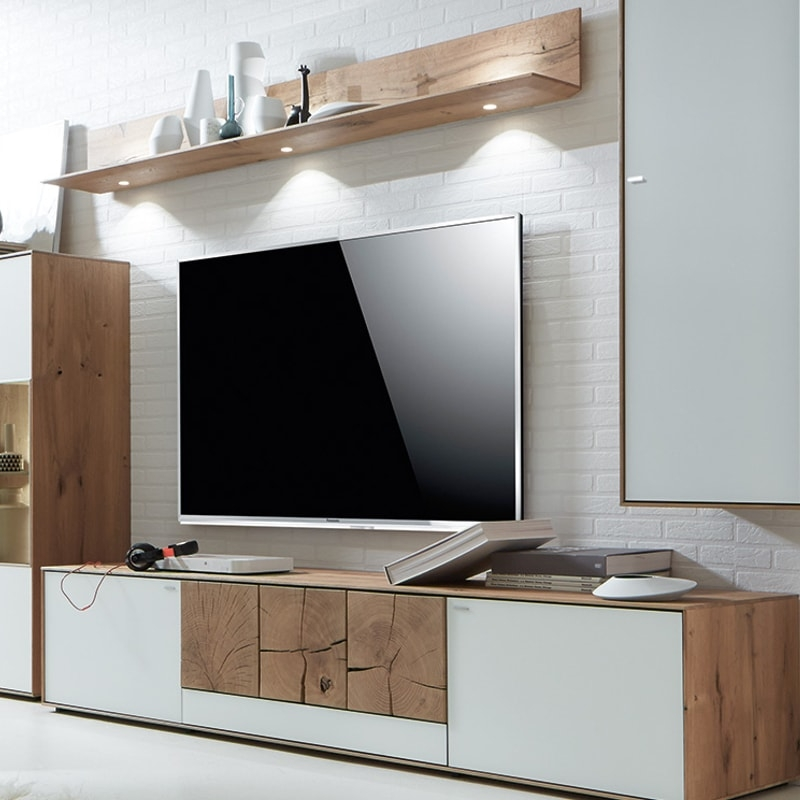 tv m bel g nstig online kaufen mediaschr nke fernsehm bel m bel karmann. Black Bedroom Furniture Sets. Home Design Ideas