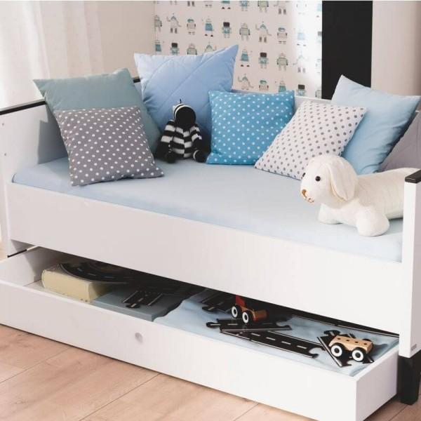 PAIDI Umbauseiten für Kinderbett Eliana
