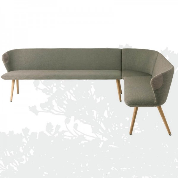 Voglauer Eckbank V-Alpin 274/174 cm