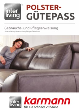 Interliving Polster Gütepass
