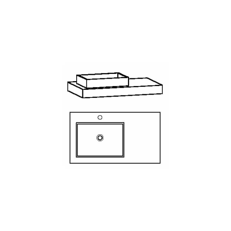 Voglauer-V-Alpin-waschtisch-freitragend-asym-96-links