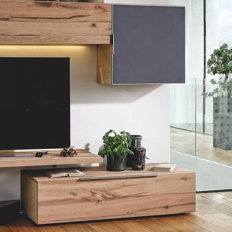 voglauer lowboard v alpin m bel karmann. Black Bedroom Furniture Sets. Home Design Ideas