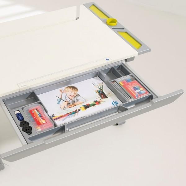 PAIDI Schubkasten befüllt für Schreibtisch Tablo