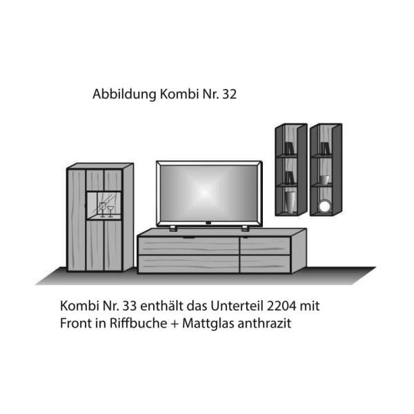 Hartmann Wohnwand 33 Talis