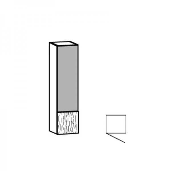 Voglauer Hängeelement 32/128 V-Alpin mit Glas-Relief