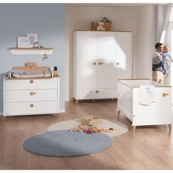 Steiff Babyzimmer Lotte & Fynn mit Gratis Bär