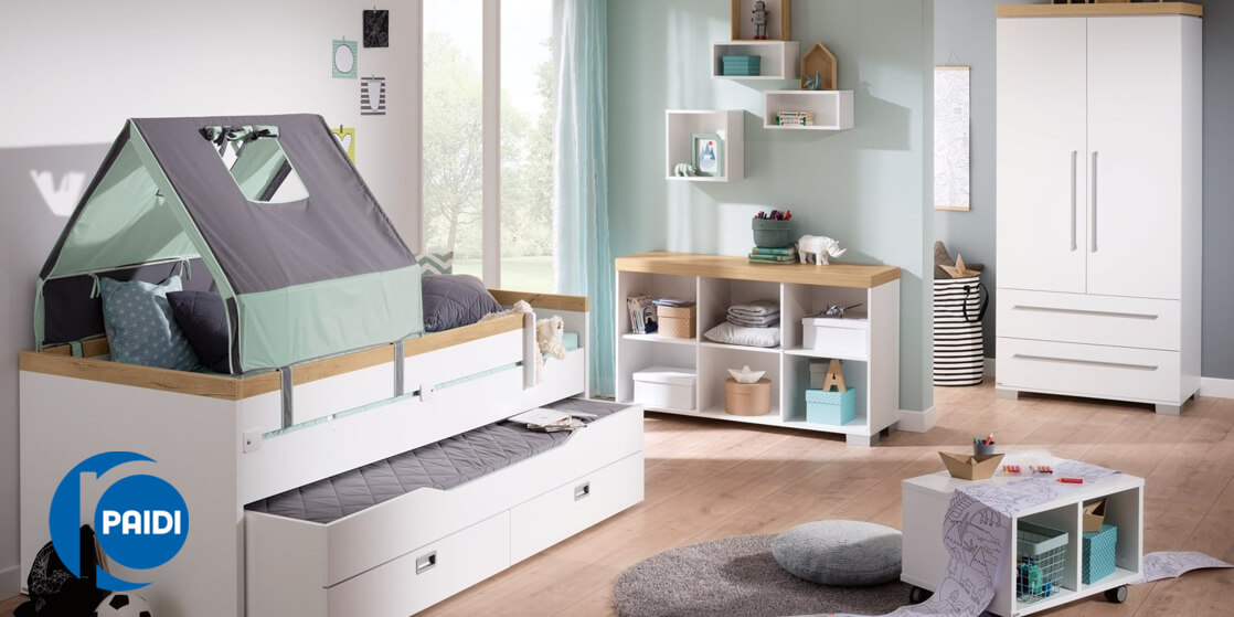 PAIDI Kira Kinderzimmer | Möbel Karmann