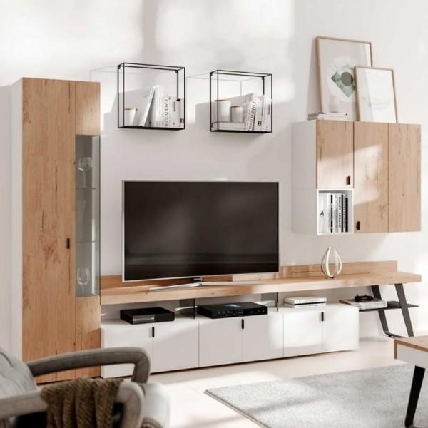 Interliving Wohnzimmer 2105 Wohnwand IN1