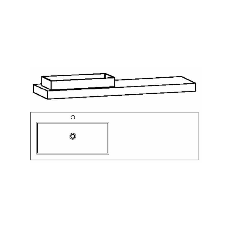 Voglauer-V-Alpin-waschtisch-freitragend-asym-192-links