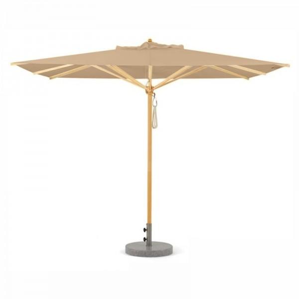 Weishäupl Klassiker Sonnenschirm 350x350 cm