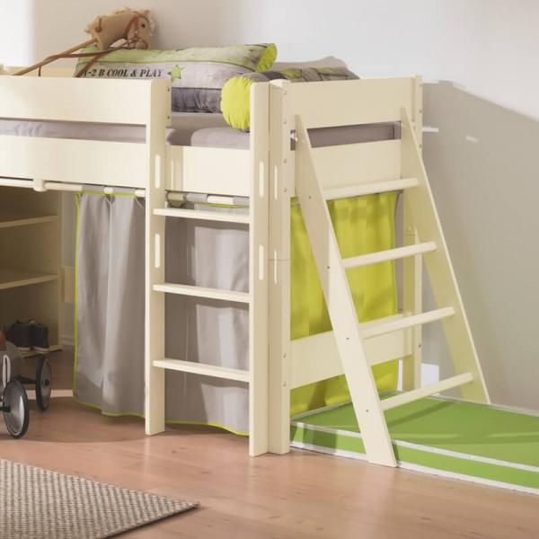 92 paidi biancomo 155 paidi spielbett weiss online. Black Bedroom Furniture Sets. Home Design Ideas