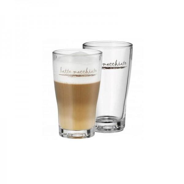 WMFBarista Latte Macciato Glas 2er-Set