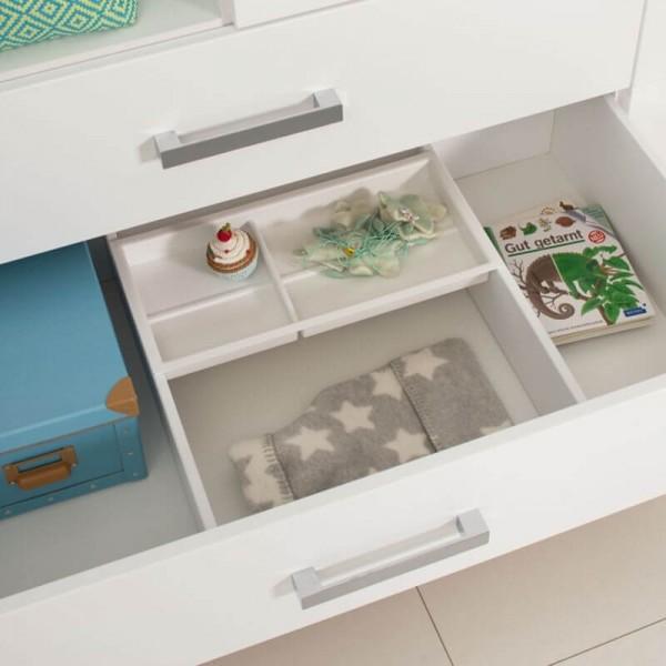 PAIDI Schubkasten-Set für Kleiderschrank Biancomo