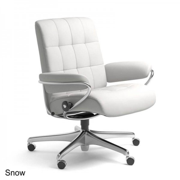 Stressless Home Office Sessel London Low Back