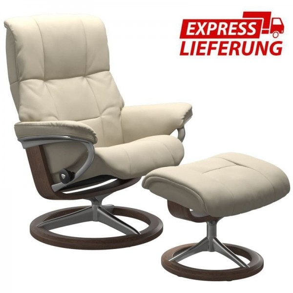 Stressless Sessel Mayfair Signature mit Hocker