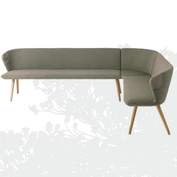 Voglauer Eckbank V-Alpin 230/170 cm