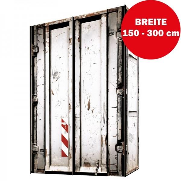 Express-Möbel Schwebetürenschrank Cargo 2-türig