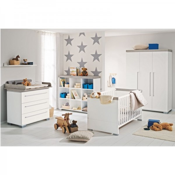 PAIDI Babyzimmer Kira 3-teilig