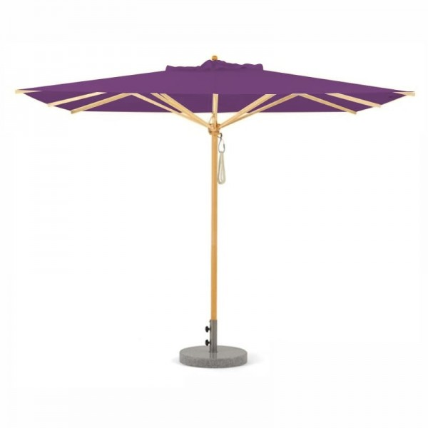 Weishäupl Klassiker Sonnenschirm 190x190 cm