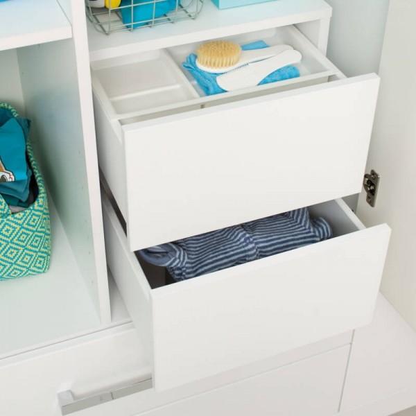 PAIDI Schubkasten-Set für Kleiderschrank Sten