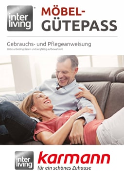 Interliving Möbel Gütepass