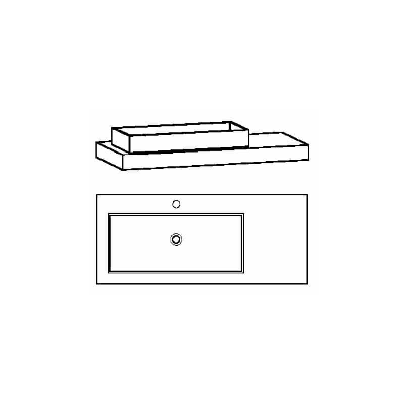 Voglauer-V-Alpin-waschtisch-freitragend-asym-128-links