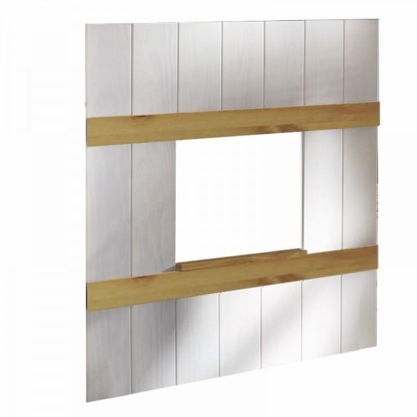 Infanskids Holz-Dekoelement für mittelhohe Betten