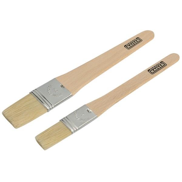 Kaiser Backpinsel-Set 2tlg Classic