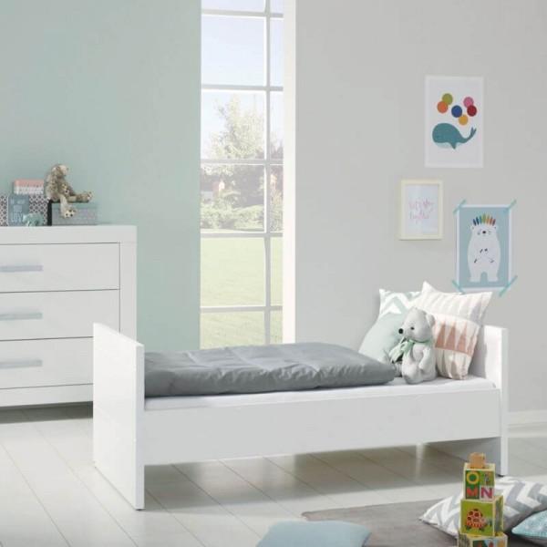 PAIDI Umbauseiten für Kinderbett Fiona