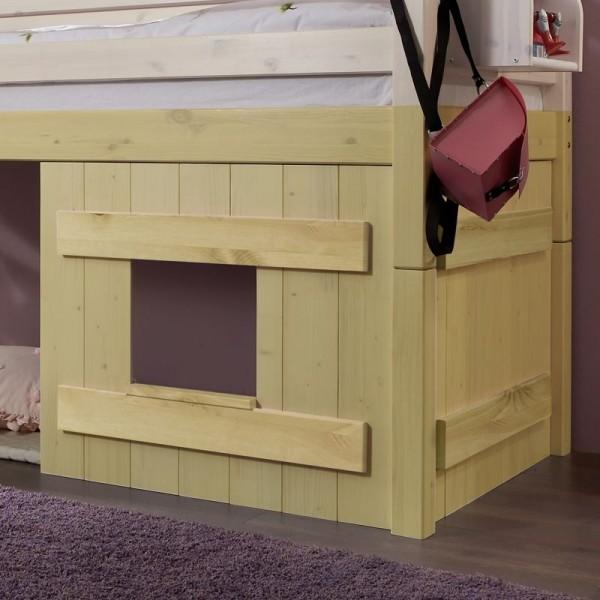 Infanskids Holz-Dekoelement für halbhohe Betten