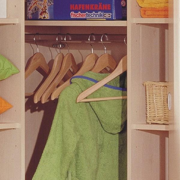 PAIDI Kleiderstange für Eck-Kleiderschrank Fleximo
