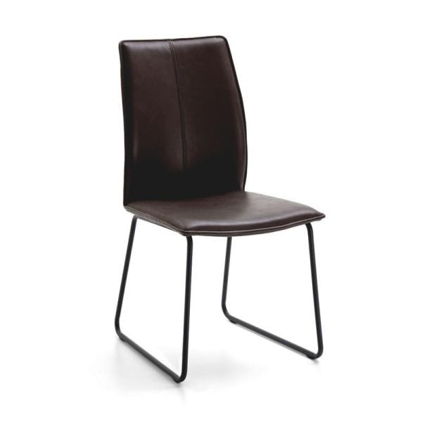 Niehoff Design-Stuhl Capri Eisen