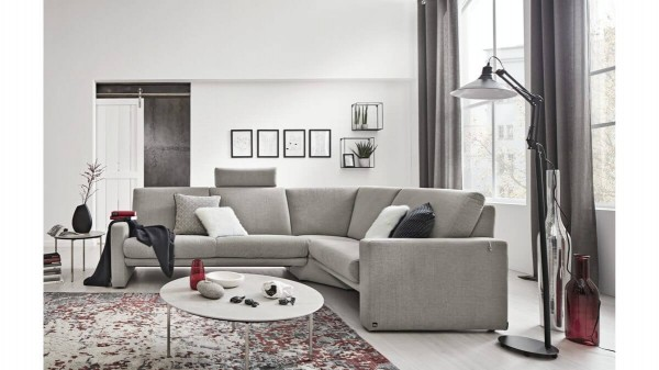 Interliving Sofa 4001 – Eckkombination mit Federkern