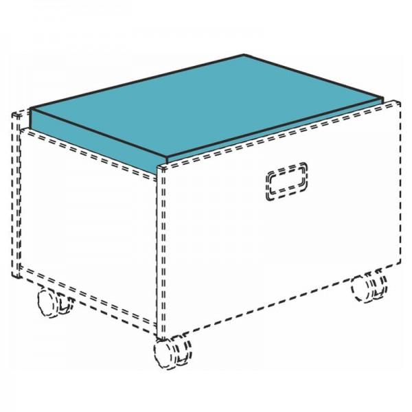PAIDI Sitzpolster für Rollbox Baumwolle