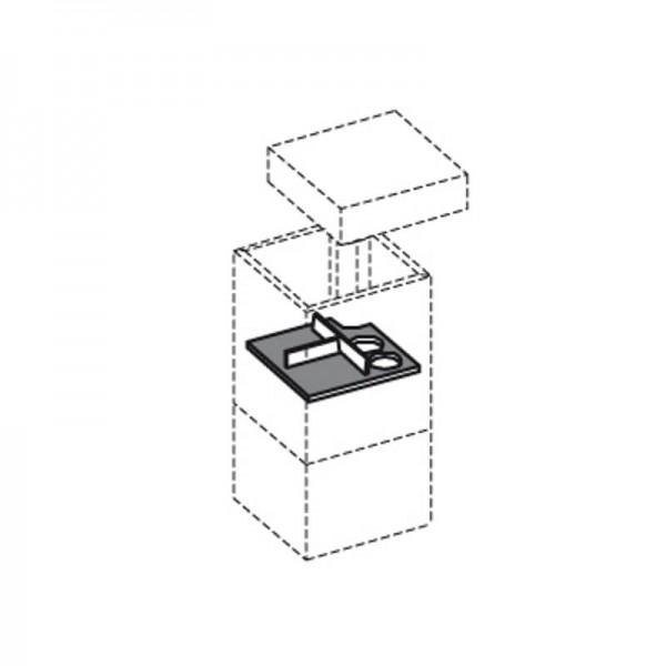 Voglauer Variable Mehrzweckeinteilung für Kubus V-Alpin