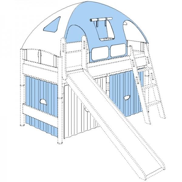 PAIDI Zelt-Dach